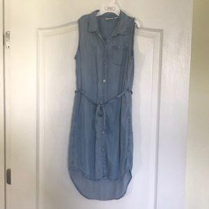 Other - Girls denim look dress